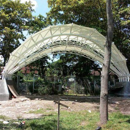 Tenda Membrane Jakarta-Barat | Indah Karya Canopy